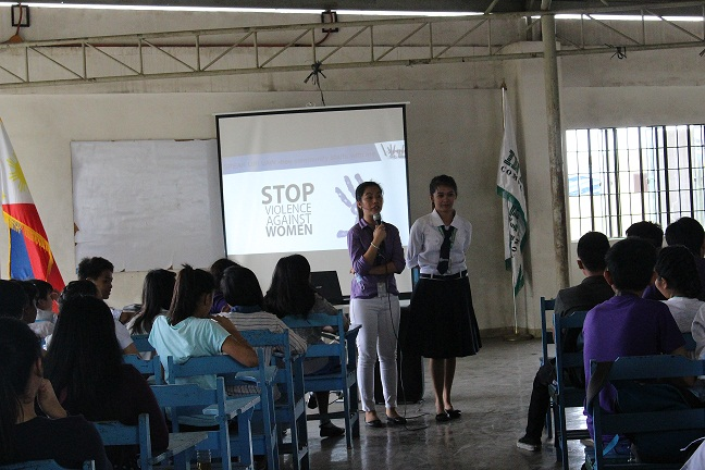Symposium on End Violence Against Women