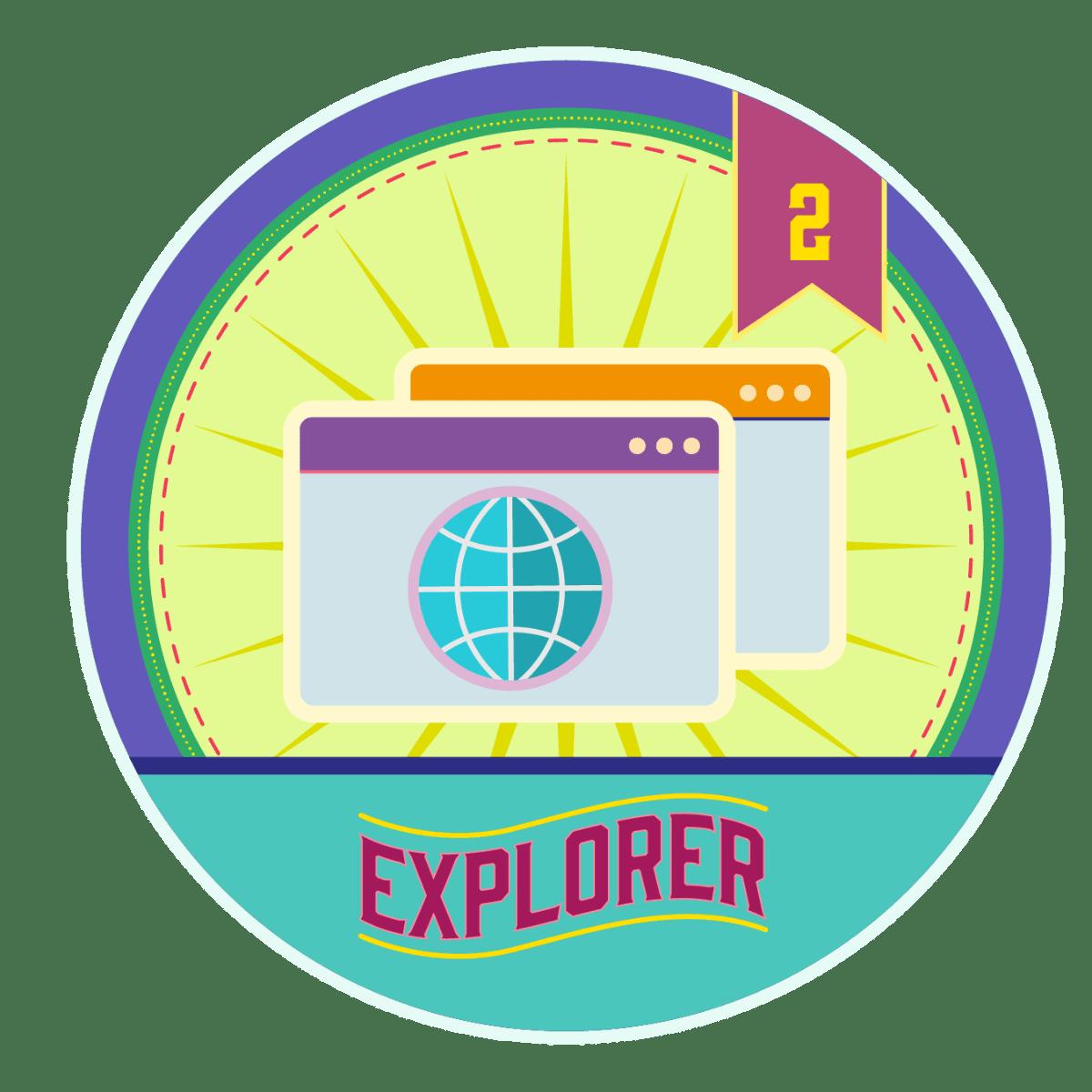 Explorer Level 2