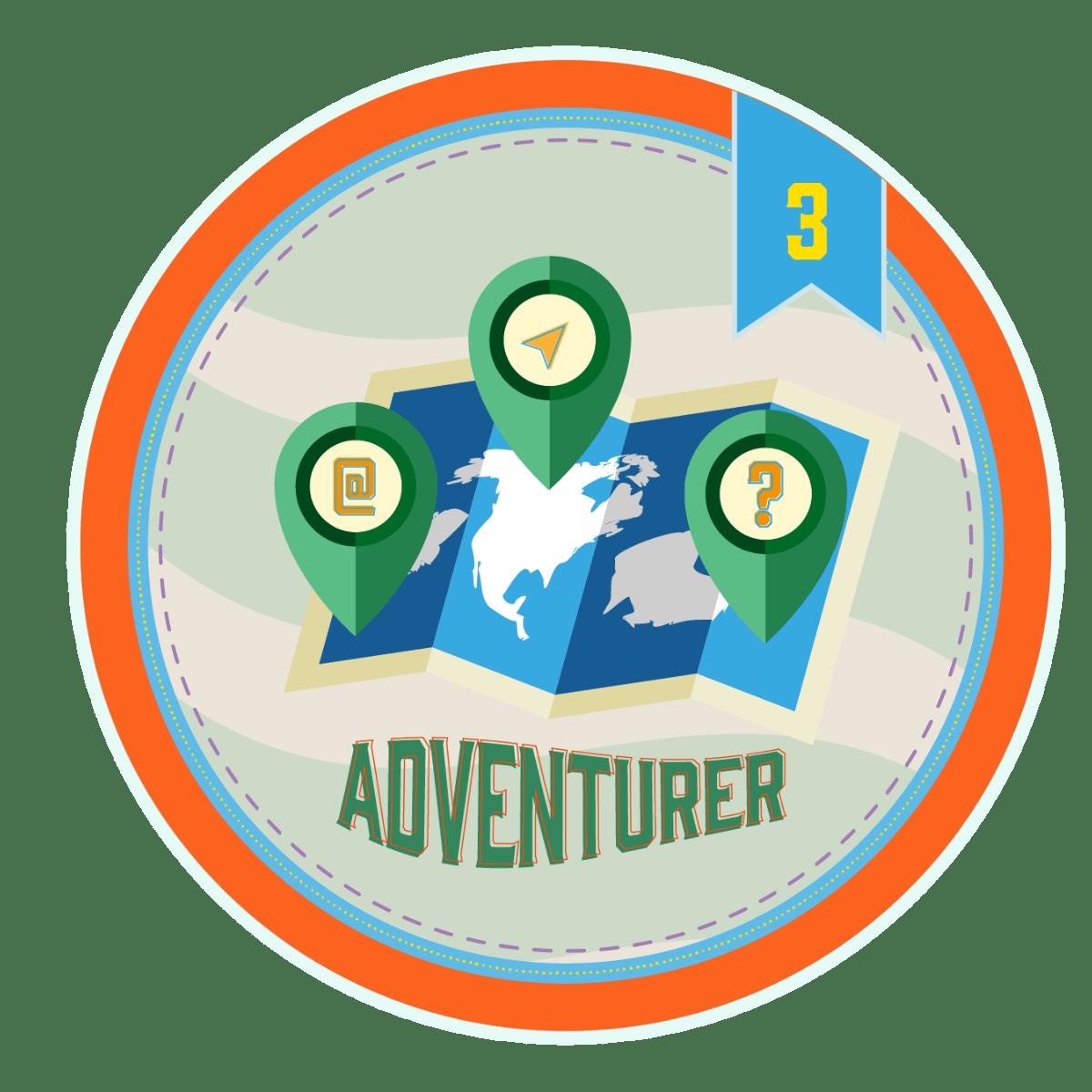 Adventurer Level 3