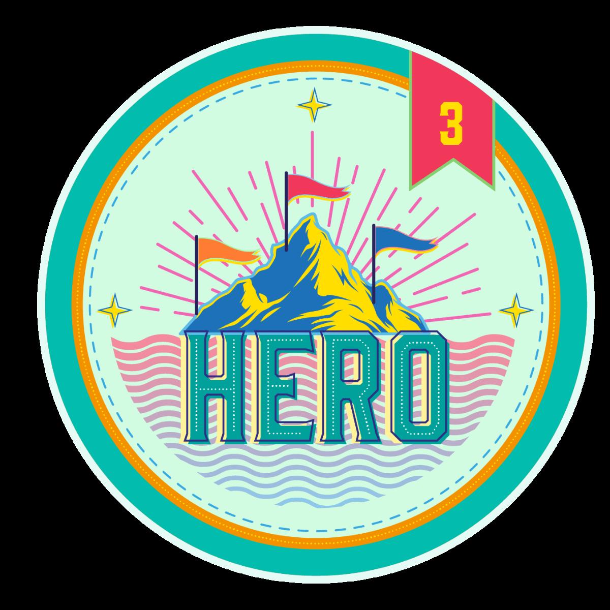 Hero Level 3
