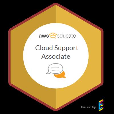 AWS Cloud Support Associate