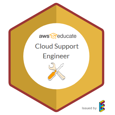 AWS Cloud Support Engineer