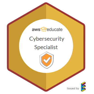 AWS Cybersecurity Specialist