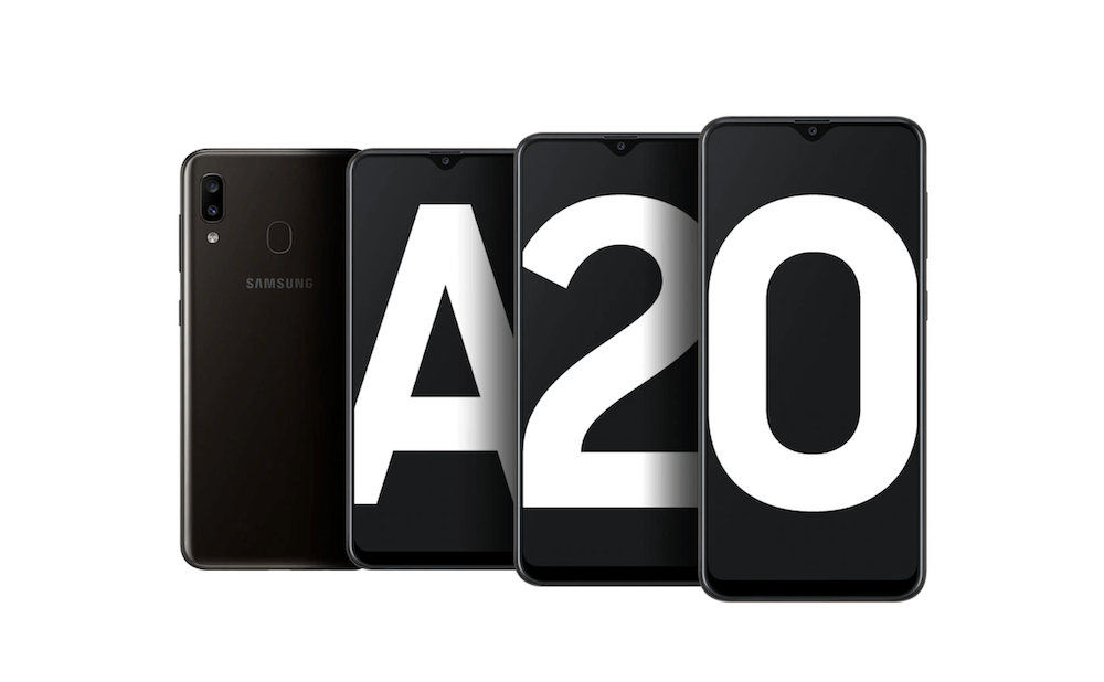 Samsung Galaxy A20 - Mobile Phone Raffle