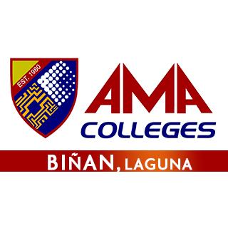 AMA College Biñan Logo
