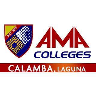AMA College Calamba Logo