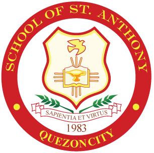 School of Saint Anthony Logo