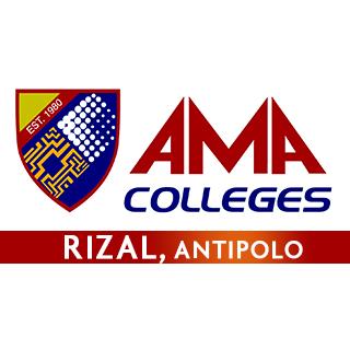 AMA College East Rizal Logo