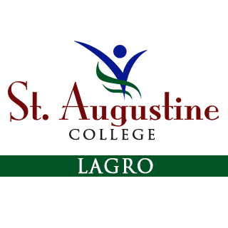 St. Augustine College - Lagro, Quezon City Logo