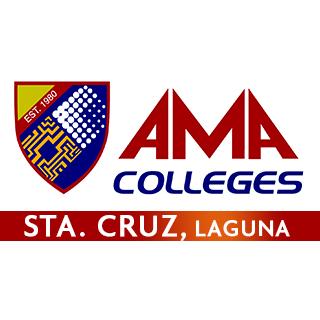 AMA College Sta. Cruz, Laguna Logo