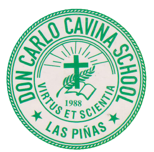 Don Carlo Cavina School Logo