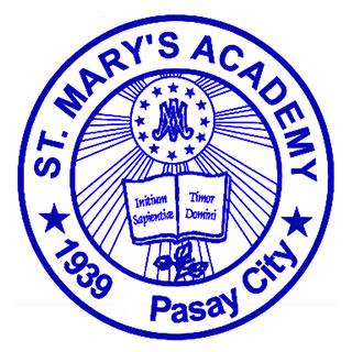 St. Mary's Academy - Pasay City Logo