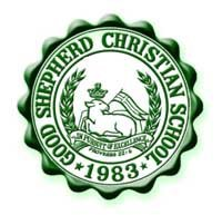 Good Shepherd Christian School Logo