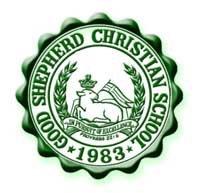 Good Shepherd Christian School Logo