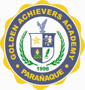 Golden Achievers Academy of Parañaque Logo