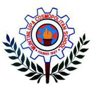 Muntinlupa Cosmopolitan School Logo