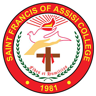 Saint Francis of Assisi College - Alabang Logo