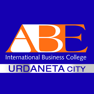 ABE International College of Business & Accountancy - Urdaneta City Campus Logo