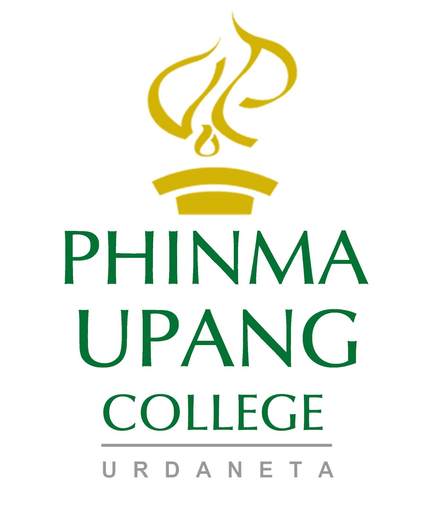 PHINMA Upang College Urdaneta Logo