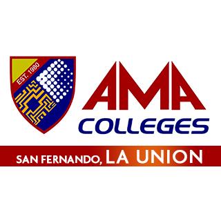 AMA College La Union Logo