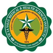 De La Salle Medical and Health Sciences Institute Logo
