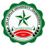 De La Salle University - Dasmariñas (DLSU-D) Logo