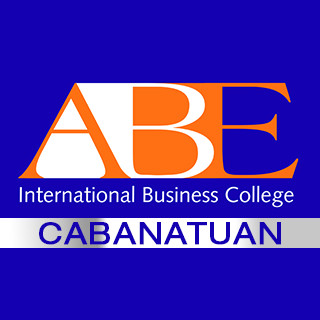 ABE International Business College - Cabanatuan City Logo