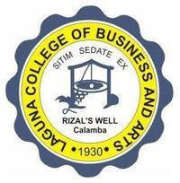 Laguna College of Business and Arts Logo