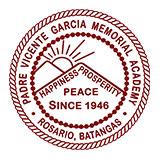 Padre Vicente Garcia Memorial Academy Logo