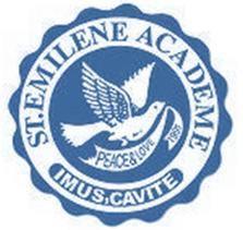St. Emilene Academe Math and Science High School Logo
