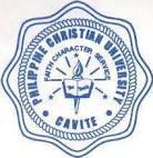 Philippine Christian University - Dasmariñas Logo