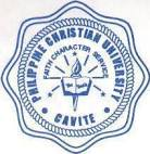 Philippine Christian University - Dasmariñas Logo