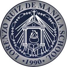 Lorenzo Ruiz De Manila School Logo