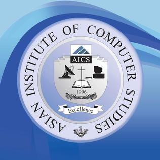 Asian Institute of Computer Studies - Taytay Logo