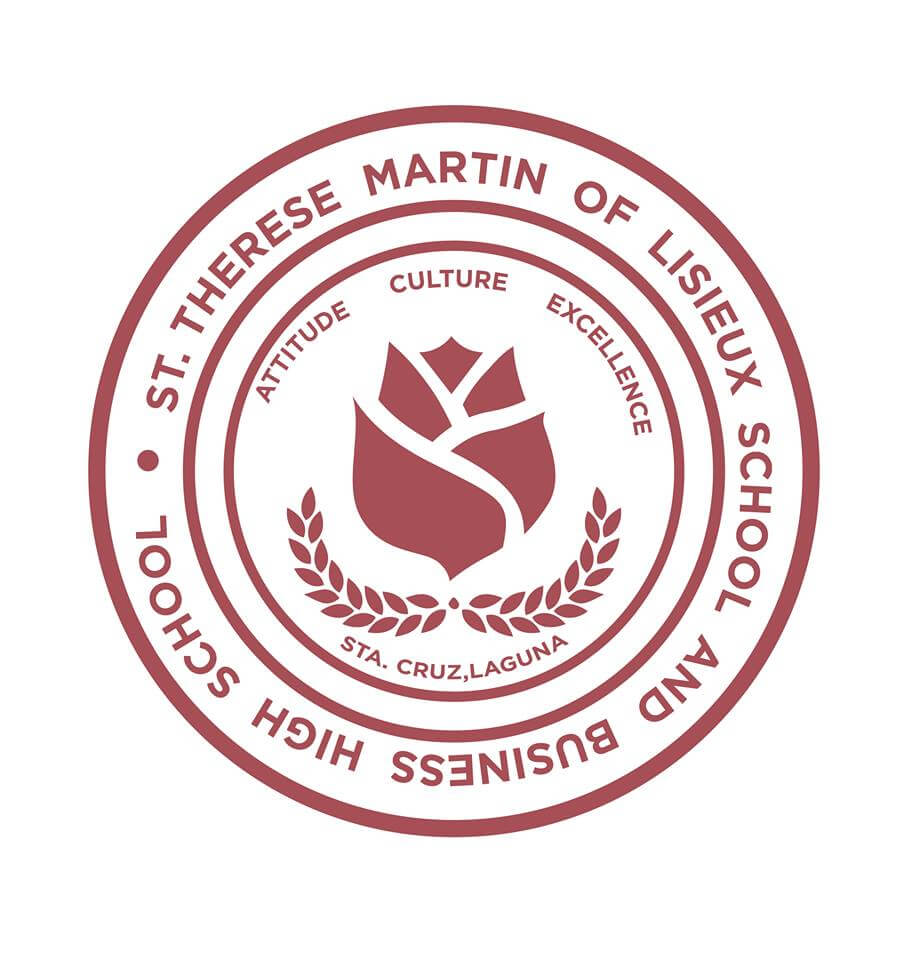St. Therese Martin of Lisieux School and Business High School Logo