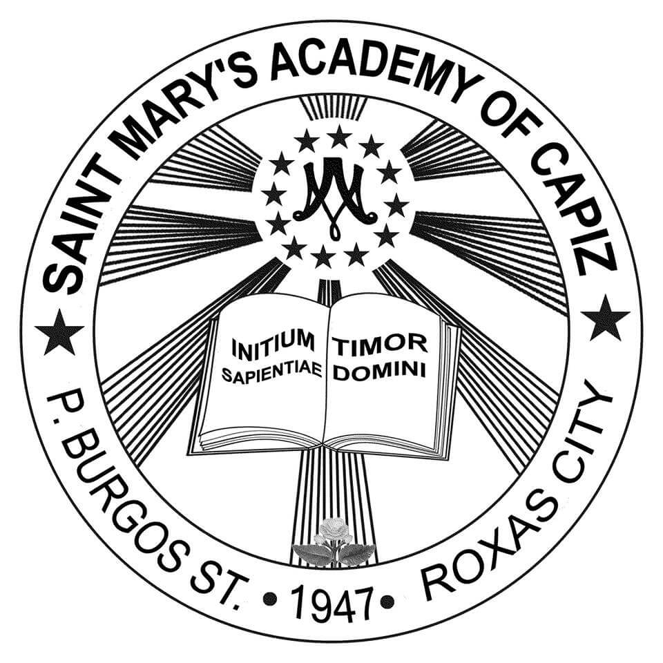 Saint Mary's Academy of Capiz Logo