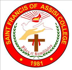 Saint Francis of Assisi College-Cavite Logo