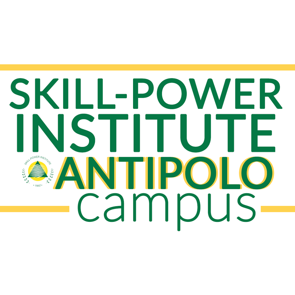 Skill Power Institute (Antipolo) Logo