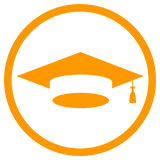 Sacred Heart Academy of Quezon City Logo