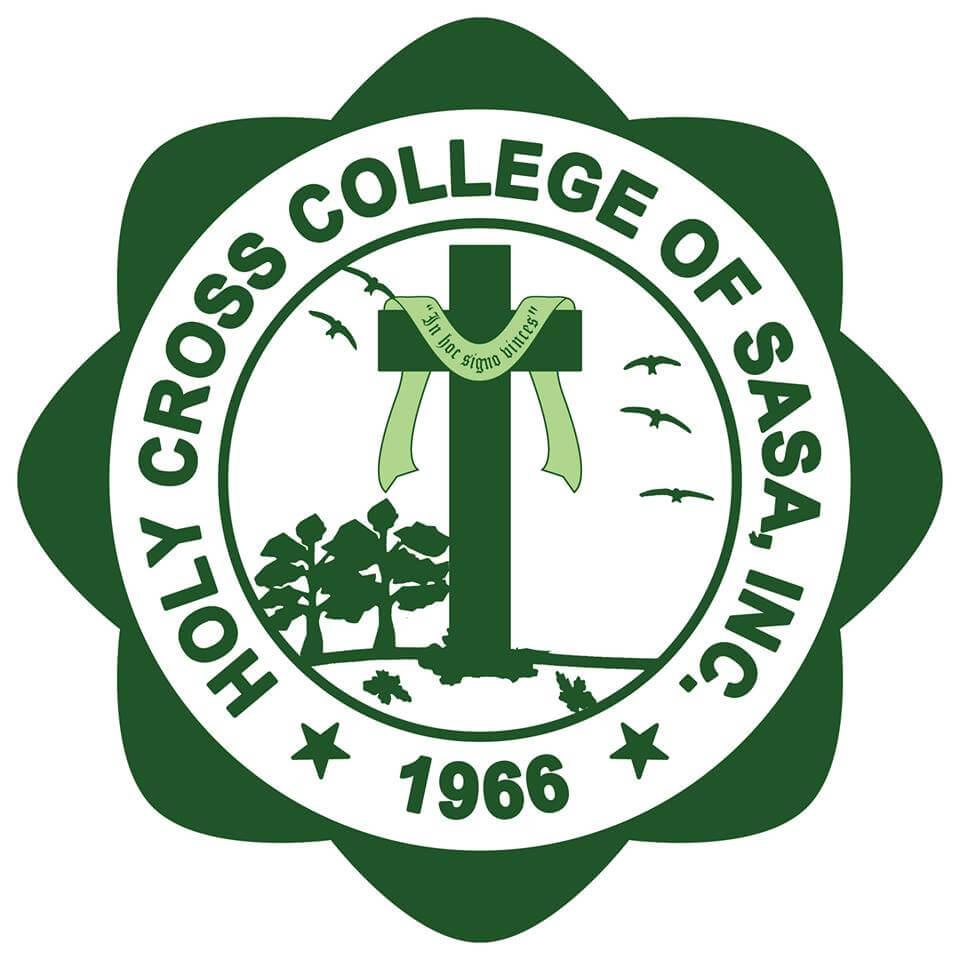 Holy Cross College of Sasa, Inc. Logo