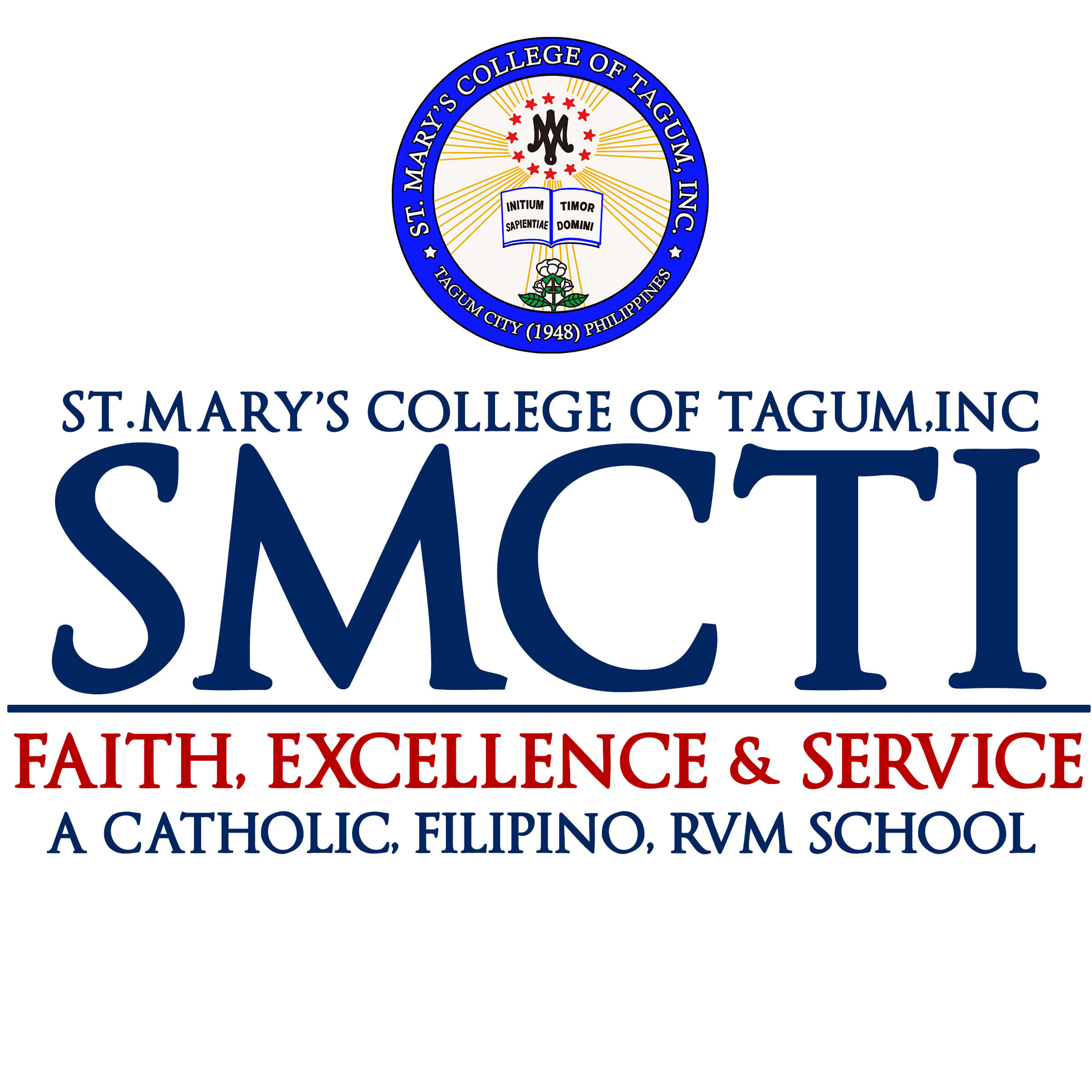 St. Mary's College of Tagum, Inc. Logo