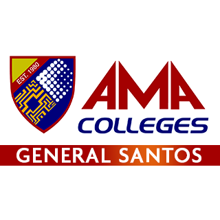 AMA College General Santos Logo