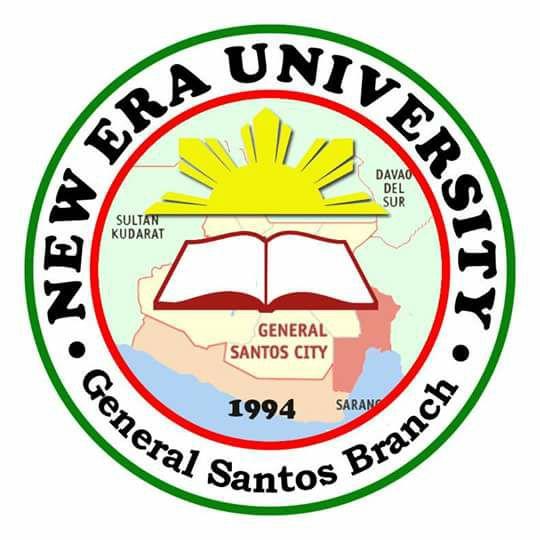 New Era University (General Santos City) Logo