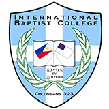 International Baptist College  Logo