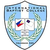 International Baptist College  Logo