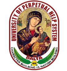 University of Perpetual Help System Dalta - Molino (UPHS) Logo