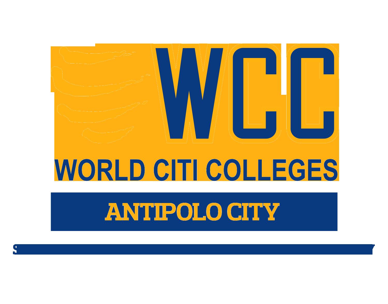 World Citi Colleges - Antipolo Logo