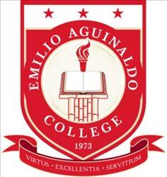 Emilio Aguinaldo College - Cavite Logo