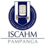 Pampanga Campus: International School for Culinary Arts and Hotel Management   Logo