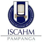 International School for Culinary Arts and Hotel Management - Pampanga Logo